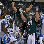 Philadelphia Eagles at Detroit Lions